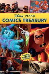 Disney/Pixar Comics Treasury