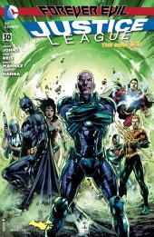 Justice League (2011- ) #30