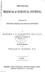 Provincial Medical & Surgical Journal