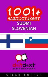 1001+ harjoitukset suomi - slovenian