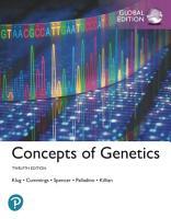 Concepts of Genetics  EBook  Global Edition PDF