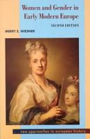 Women and Gender in Early Modern Europe PDF