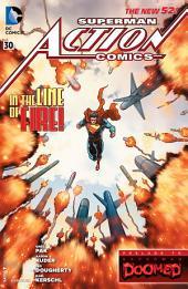 Action Comics (2011- ) #30