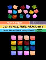 Creating Mixed Model Value Streams PDF
