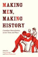 Making Men  Making History PDF