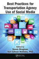 Best Practices for Transportation Agency Use of Social Media PDF