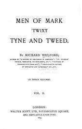 Men of Mark 'twixt Tyne and Tweed: D-J