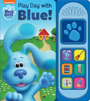 Download Nickelodeon Blue s Clues   You   Play Day with Blue  Book
