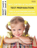 NYC Gifted and Talented Test Preparation Pre K and Kindergarten PDF