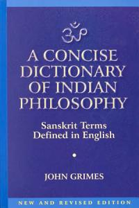 A Concise Dictionary of Indian Philosophy PDF