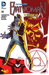 Batwoman (2011-) #36