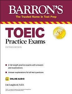 TOEIC Practice Exams  with Online Audio  PDF