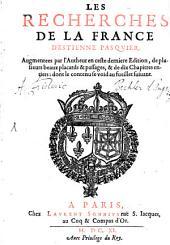 Les recherches de la France