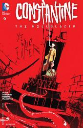 Constantine: The Hellblazer (2015-) #9