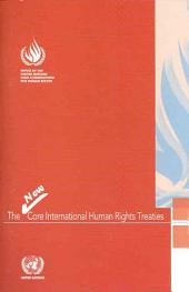 The New Core International Human Rights Treaties: Volume 918