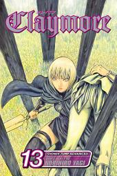 Claymore, Vol. 13: The Defiant Ones