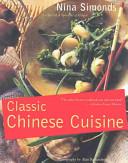 Classic Chinese Cuisine PDF
