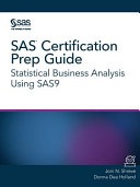 SAS Certification Prep Guide PDF