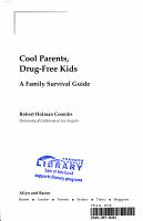 Cool Parents  Drug free Kids PDF