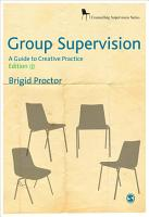 Group Supervision PDF