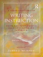 A Short History of Writing Instruction PDF