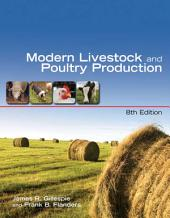 Modern Livestock & Poultry Production: Edition 8