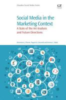 Social Media in the Marketing Context PDF