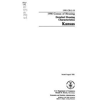 1990 Census of Housing PDF