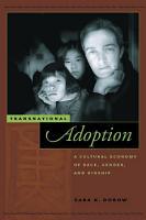 Transnational Adoption PDF