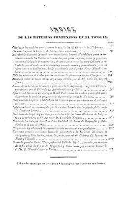 Bolet  n de la Sociedad Mexicana de Geograf  a y Estad  stica PDF