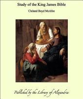 Study of the King James Bible