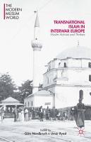 Transnational Islam in Interwar Europe PDF