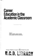 Career education in the academic classroom