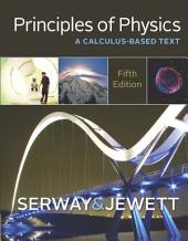 Principles of Physics: A Calculus-Based Text: Edition 5