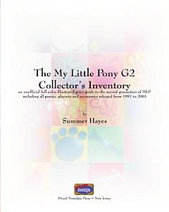The My Little Pony G2 Collector's Inventory