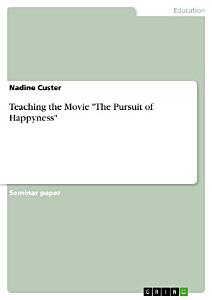 Teaching the film  the pursuit of happyness  PDF