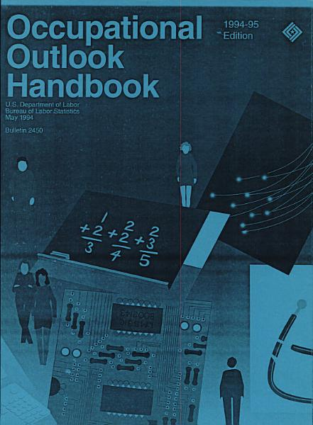 Occupational Outlook Handbook, 1994-1995 Pdf Book