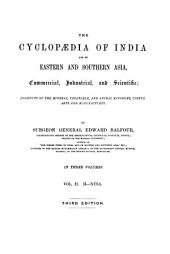 The Cyclopaedia of India and of Eastern and Southern Asia: Volume 2