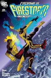 Firestorm: The Nuclear Man (2006-) #31