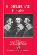 Download Richelieu and His Age Book