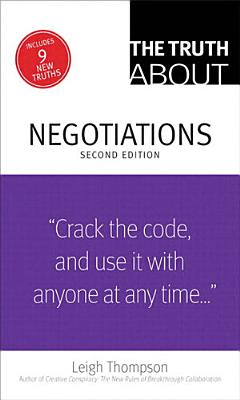 The Truth about Negotiations PDF