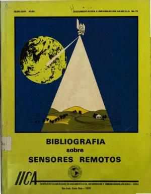 Bibliograf  a sobre sensores remotos PDF