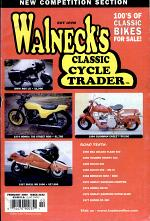 WALNECK'S CLASSIC CYCLE TRADER, FEBRUARY 2000