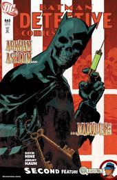 Detective Comics (1937-2011) #865