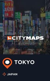 City Maps Tokyo Japan