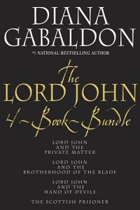 Lord John 4 Book Bundle Book