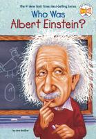 Who Was Albert Einstein  PDF