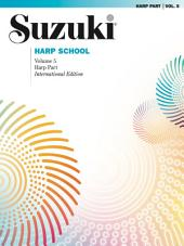 Suzuki Harp School - Harp Part, Volume 5