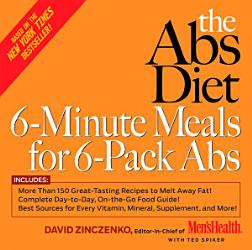 The Abs Diet 6 Minute Meals For 6 Pack Abs Book PDF