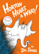 Horton Hears a Who  Read Together Edition Book